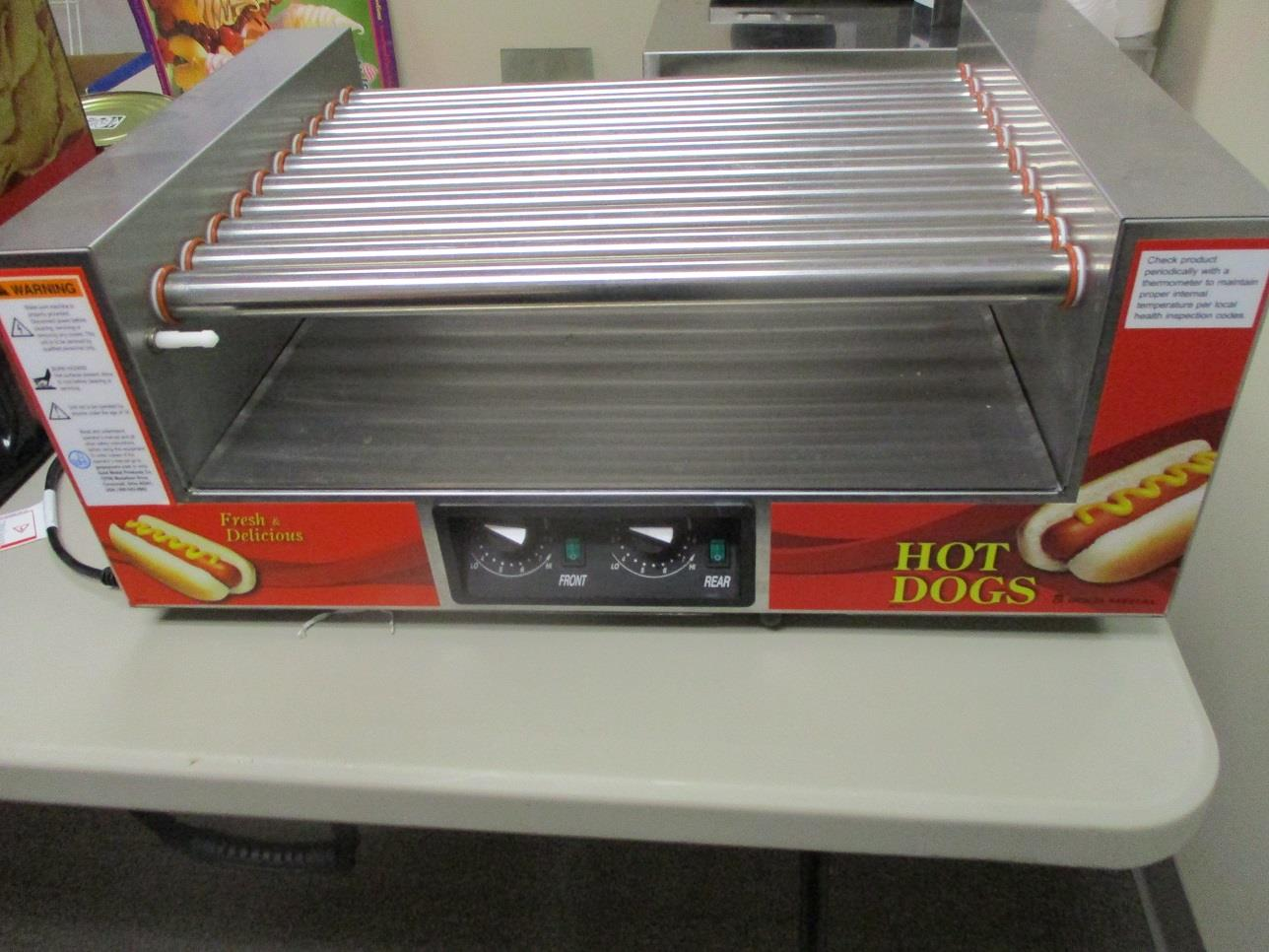 #8023 Diggity Hot Dog Machine
